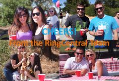Check out more photos from our #company #summer #picnic here: http://ringcentr.al/15QRoga