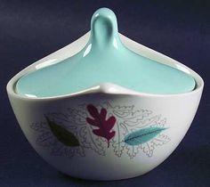 Eva Zeisel, sugar bowl.