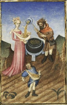Christine de Pizan, Épître d'Othéa | Gallica