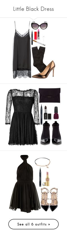 """""""Little Black Dress"""" by songandlyrics ❤ liked on Polyvore featuring Brooks Brothers, Zara, Ivanka Trump, Maybelline, Christian Dior, Kenzo, Juicy Couture, Lord & Berry, Givenchy and China Glaze"""