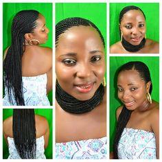 GHANA WEAVING/CORNROWS