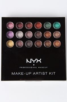 The NYX Makeup Artist Kit #MissKL #SpringtimeinParis