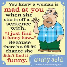 Walt's Wisdom - Wise words from Aunty Acid's Husband Walt