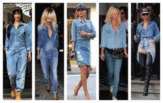 denim looks   Please Don't Stop The Denim: Rihanna's Top 7 Denim Looks   Roc4Life