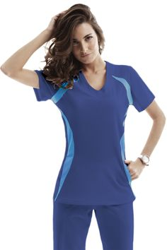 New Balance Nexus Scrub Top for Ladies in Several Colors.