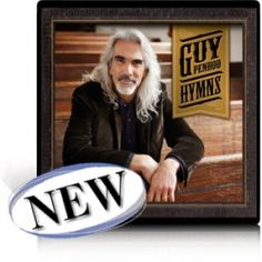 """""""Hymns"""" by Guy Penrod  bought this yesterday....it is wonderful. Guy said he doesn't sing these because they are old, he sings them because they are good! He is so right!"""