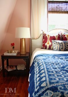 My Favorite Room: Design Manifest Boho Guest Room