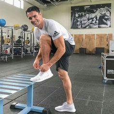Dan Carter, Gym Men, Athletes