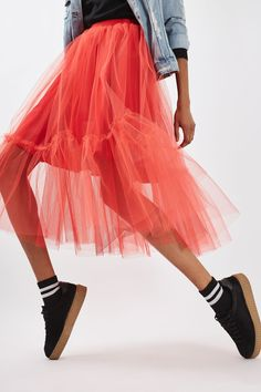 Giant Tutu Tulle Skirt - New In This Week - New In - Topshop Europe