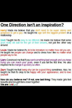 These boys taught me so much<3<3 it's all so true! We are a family and family sticks together that's why we defend the boys.. they are family