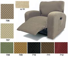 23 best recliner cover images quilting board recliner slipcover rh pinterest com