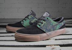 "Nike SB Stefan Janoski ""Urban Camo"" - Available - SneakerNews.com"