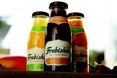 @Frobishers Juices updates #packaging w/ UK's Berkshire #Labels.  #design #premium