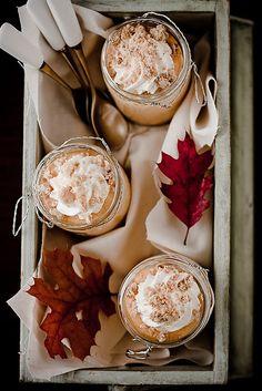 Pumpkin Lattes #FallFavorites