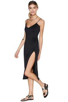 Nasty Gal Higher Ground Dress