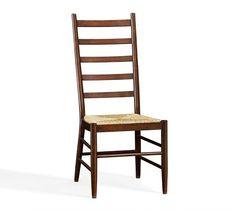 Sadie Ladderback Dining Chair | Pottery Barn