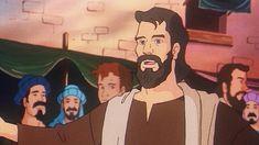 Jeesus - Kuningaskunta ilman rajoja   Riemusaatto Jerusalemiin   TV7 Jerusalem, Sunday School, Lighthouse, Henna, Mickey Mouse, Disney Characters, Fictional Characters, Religion, Art