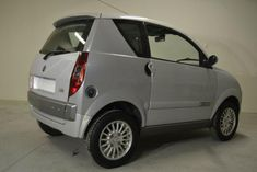 aixam city 721-microcar-mopedauto-leichtmobile-45-km-h silber Diesel, Microcar, City, Autos, Winter Tyres, Small Cars, Vehicles, Diesel Fuel, Cities