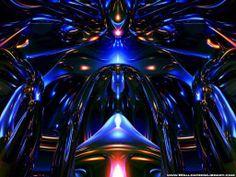 Atomic Worship Wallpaper