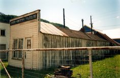 Jeff Smiths Parlor, Skagway Jeff Smith, Past Tense, Will Smith, Alaska, The Past, Cabin, House Styles, Board, Home Decor