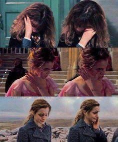 Sad hermione