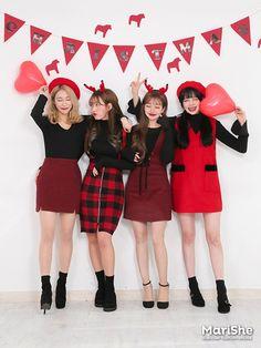 Korean Christmas Fashion | Official Korean Fashion