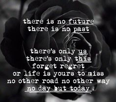 Rent Quote - No Day But Today