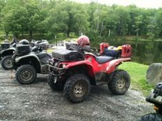 Maine ATV Club Ride to Support Autism Research