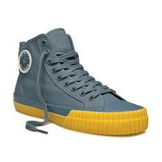 Center Hi Pop Unisex Gray, $54.99, now featured on Fab.