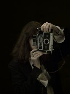 Patti Smith #camera #photographer #womenwithcamera