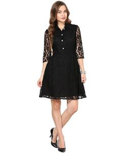 Bella Women's Shirt Dress #Abiti #Bella #Women's #Shirt #Dress Price: 2,199.00 -------------------------------------- Sale: INR 1,099.00 Details -------------------------------------- You Save: 1,100.00 (50%)