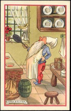 Marja de Ruyter postcard | eBay