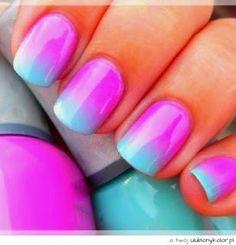 Styl , moda i uroda ! : Pomalowane paznokcie - To co lubią wszystkie dziewczyny . :D