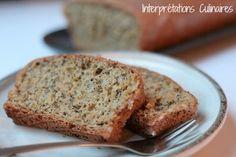 Cake citron-pavot, option yuzu… | Interprétations Culinaires