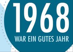 Einladungskarte zum 50. Geburtstag: 1968 war ein gutes Jahr ............ *So funktioniert die Bestellung: Lege einfach die gewünschte Karte in den Warenkorb. Im Warenkorb gibt es ein...