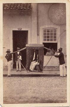 Alberto Henschel,  Rio de Janeiro 1860s