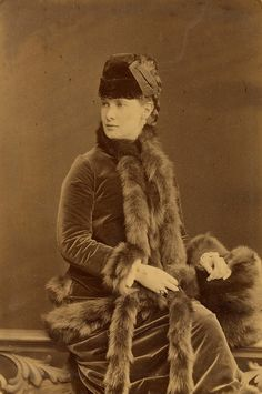HIH THE GRAND DUCHESS MARIA PAVLOVNA OF RUSSIA | by the lost gallery