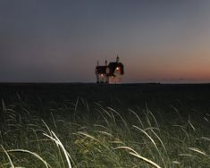 'Visions / Iles de La Madeleine/Québec' by Benoit Paillé Nocturne, Trois Rivieres, Nostalgia, Between Two Worlds, Benoit, Southern Gothic, Film Inspiration, Weird Dreams, Trippy