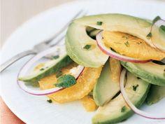 Farmers' Market Recipe Finder: Avocados | Prevention - Avocado Salad