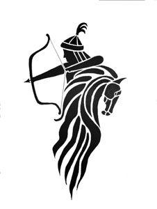 Borsos Torzs Horse Archery Club Mount Currie B.C.