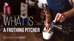 Many people are wondering what is a frothing pitcher? The question is simple enough, but there are several answers and we'll cover them all here. Coffee Magazine