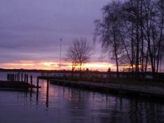 Sonnenaufgang am 13.1.2015