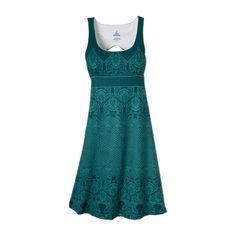 prAna Holly Dress $85, Re-Pin to win! #new #prana Love this dress, especially the back.