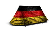 Schwarz-Rot-Gold Cool Tents, Festival Camping, Cheer Skirts, The Originals, Collection, Design, Fashion, Moda, Fashion Styles
