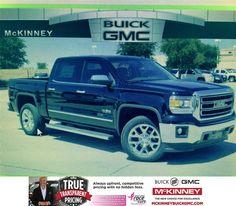 https://flic.kr/p/BrDA35   Happy Anniversary to David on your #GMC #Sierra 1500 from Brett Stein at McKinney Buick GMC!   deliverymaxx.com/DealerReviews.aspx?DealerCode=ZAKC