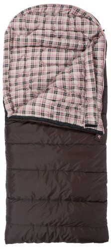 Kids Sleeping Bag - Pin it :-) Follow us :-))  zCamping.com is your Camping Product Gallery ;) CLICK IMAGE TWICE for Pricing and Info :) SEE A LARGER SELECTION of kids sleeping bag at  http://zcamping.com/category/camping-categories/camping-sleeping-bags/kids-sleeping-bag/  - hunting, camping essentials, camping, sleeping bag, camping gear -  TETON Sports Celsius Regular for Women -18 Degree C / 0 Degree F Flannel Lined Sleeping Bag (80″x 33″, Brown/Pink, Right Zip) « zCamping.com...