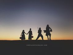 Capture Beautiful Silhouette Photos with your Phone - simple as that