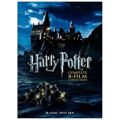 Harry Potter-Complete Collection Years 1-7 (DVD/8 Movie Set) DVD