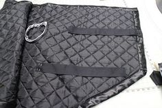 Quilted rectangular jacket (pattern, Diy) / Simple patterns / SECOND STREET