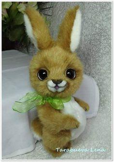 Bunny for Jackie by By Tarabueva Lena | Bear Pile